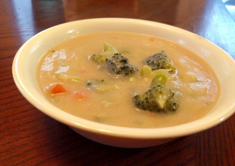 Dariy Free Broccoli Soup