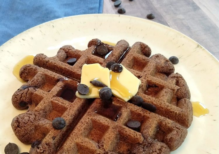 Chocolate Brownie Waffle Recipe