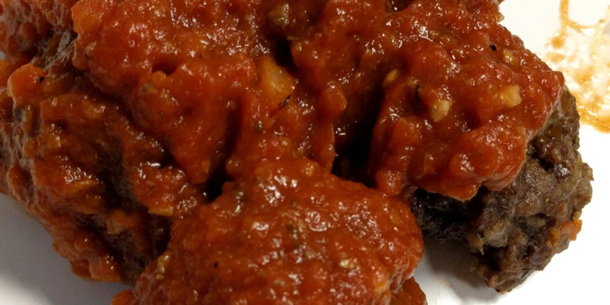 Superfood Meatballs: Easy Way to Eat More Liver (gluten free, grain free, paleo)