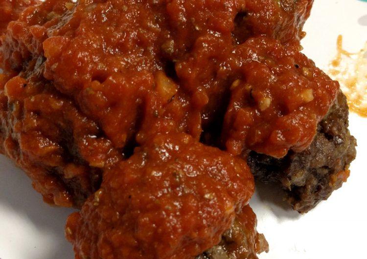 Superfood meatballs