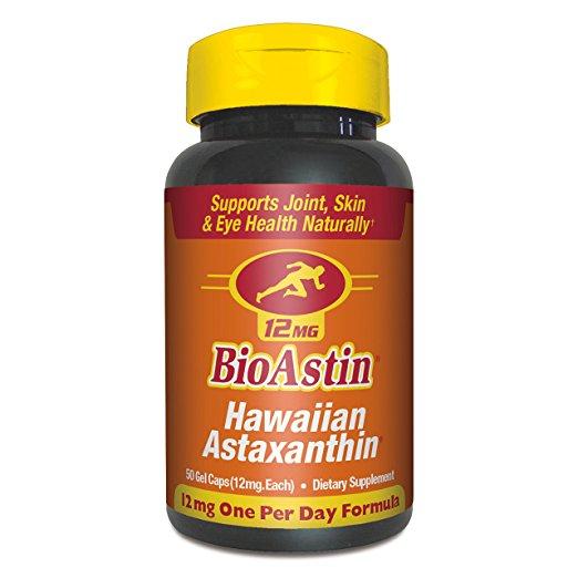 BioAstin astaxanthin