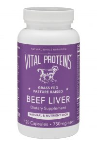 Vital Proteins liver