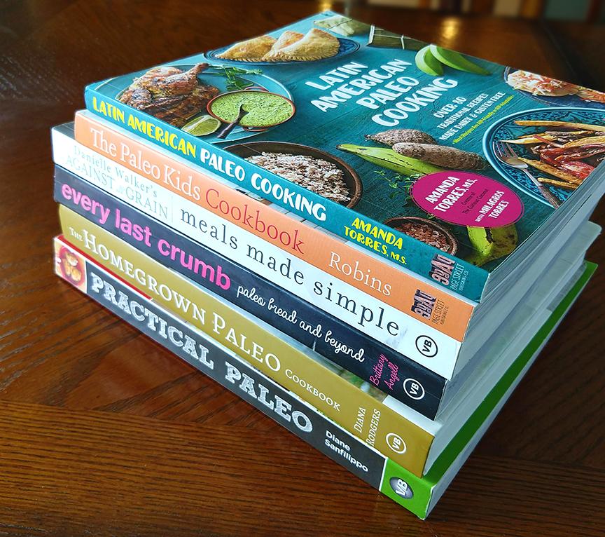 My Favorite Real Food Cookbooks