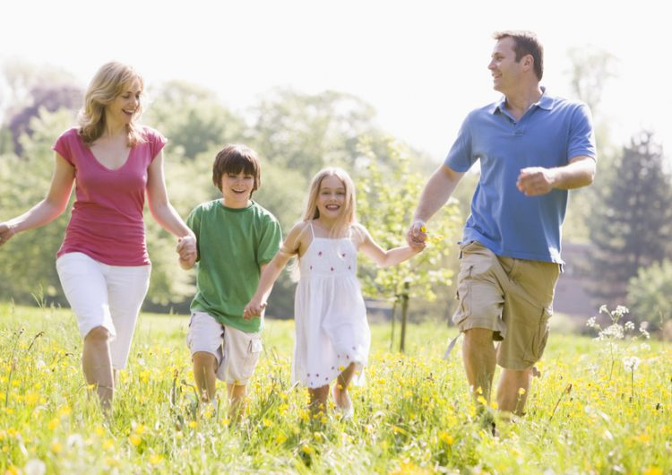 Healthy Habits for Healthy Family