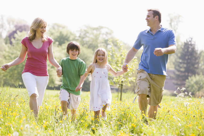 40 Simple Habits for a Healthier Family