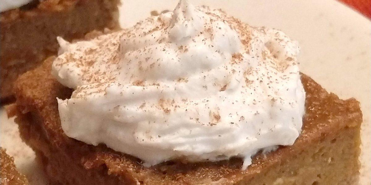 Pumpkin Spice Latte Bars {grain free, keto & paleo options}
