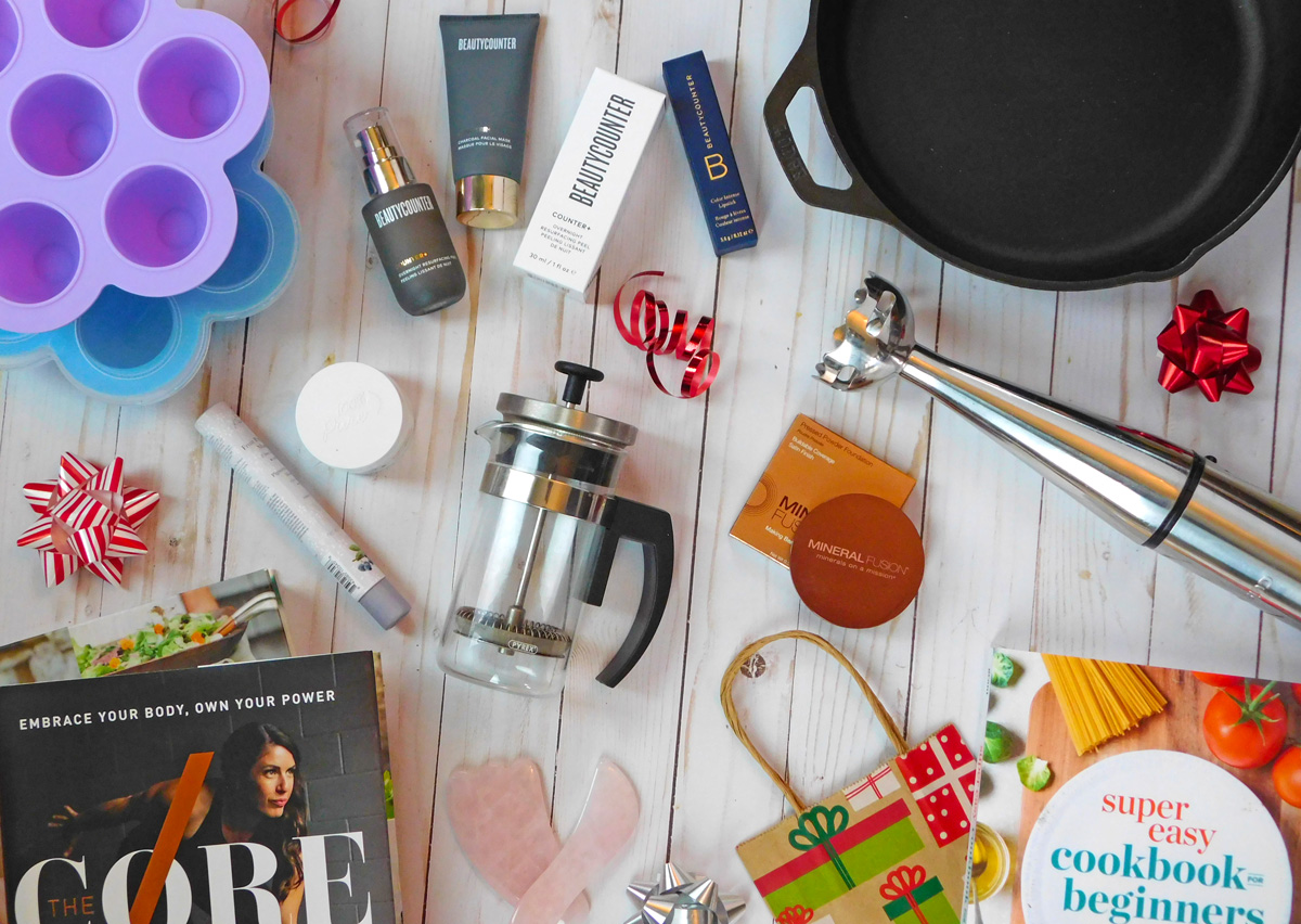 2019 Healthy Holiday Gifts (25 are under $25!)