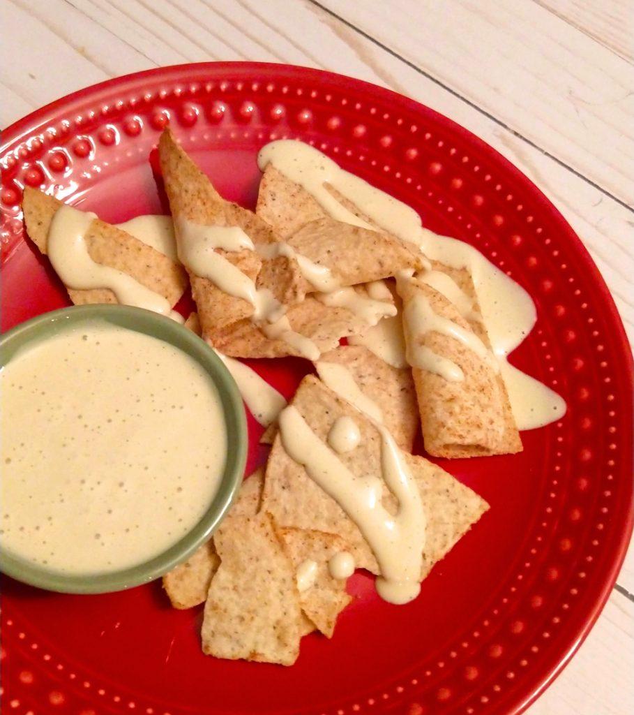 Dairy free cheese sauce