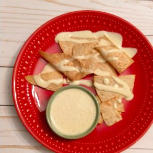 Easy Dairy Free Queso